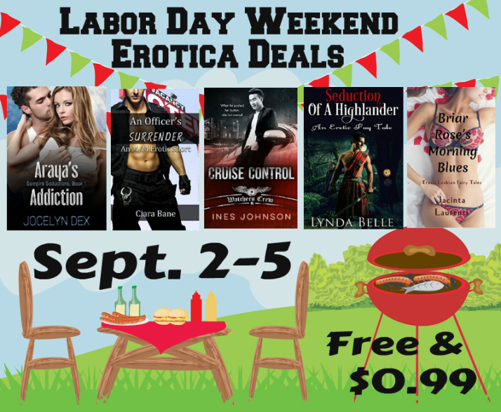 Erotic novel labor day